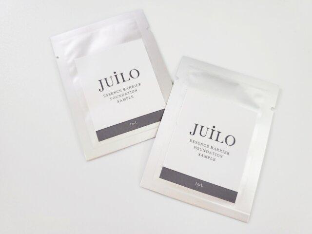 JUILO(ジュイロ)ファンデーション サンプル