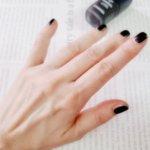 ボーイドゥシャネルネイル404ブラック黒